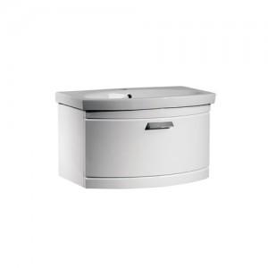 Tavistock TE650WW Tempo 65cm Wall Vanity Unit - White