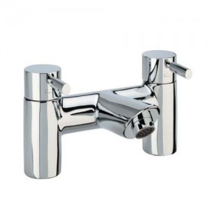 Tavistock Kinetic Bath Shower Mixer with hose and handset - Chrome [TKN42]