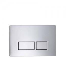 Tavistock Square Dual Flush - Chrome [TR9010]