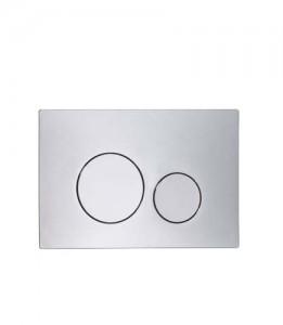 Tavistock Circles Dual Flush - Chrome [TR9012]
