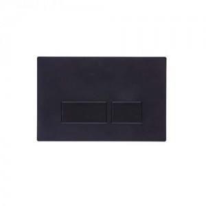Tavistock Square Flush Plate Black [TR9020]