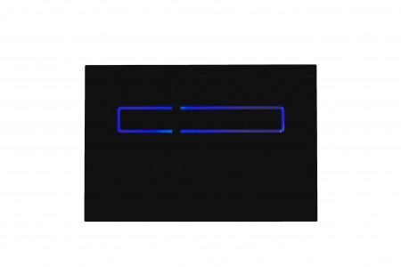 Tavistock - Contactless Dual Flush Sensor Plate - Black [TR9025]