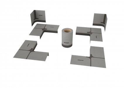 Kaldewei Sealing Kit Floor Level - Square-Rectangular  [689720490000]