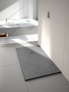 MERLYN TRECRTW Truestone - Rectangular Shower Tray