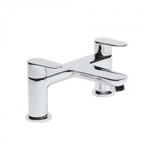 Tavistock Deck Mounted Bath Filler - Chrome  [TZE32]