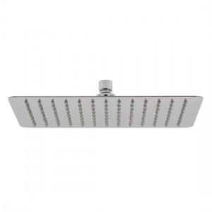 Vado AQB-20X30-C/P Aquablade Slimline Fixed Shower Head Rectangle 200 x 300mm