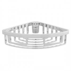 Vado BAS-2000-C/P Removable Corner Basket 185 x 185 x 60mm