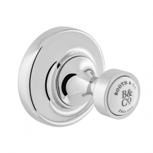 Booth & Co by Vado BC-AXB-186-CP Robe Hook Chrome