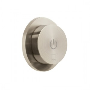 Individual by Vado IND-DIA-REMOTE-BRN Sensori SmartDial Start/Stop Fixed Remote Brushed Nickel