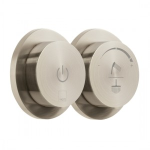 Individual by Vado IND-DIA2000-BRN Sensori SmartDial 2 Outlet Shower Control Brushed Nickel