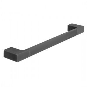 Individual by Vado IND-SHA184-45-BLK Shama Towel Rail 450mm Brushed Black