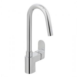 Vado LIF-150S-C/P Life Kitchen Mono Sink Mixer Tap Chrome