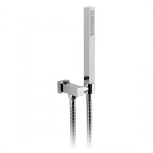 Vado MIX-SFMKWO-C/P Mix Mini Shower Kit Single Function with Integrated Outlet