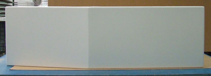 VitrA 51520001000 Neon Bath Side Panel 1700mm