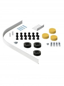 ABS Stone Resin Shower Tray - Panel kit up to 1400 x 900mm   [WDN]