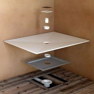 FLOOR4MA Wetroom Shower Base Accessories - Grabber - 300ml tube  WRGRB