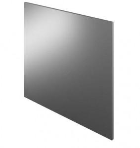 The White Space Scene Mirror 45 x 60cm - Gloss Ash Grey  [WSSM45AG]