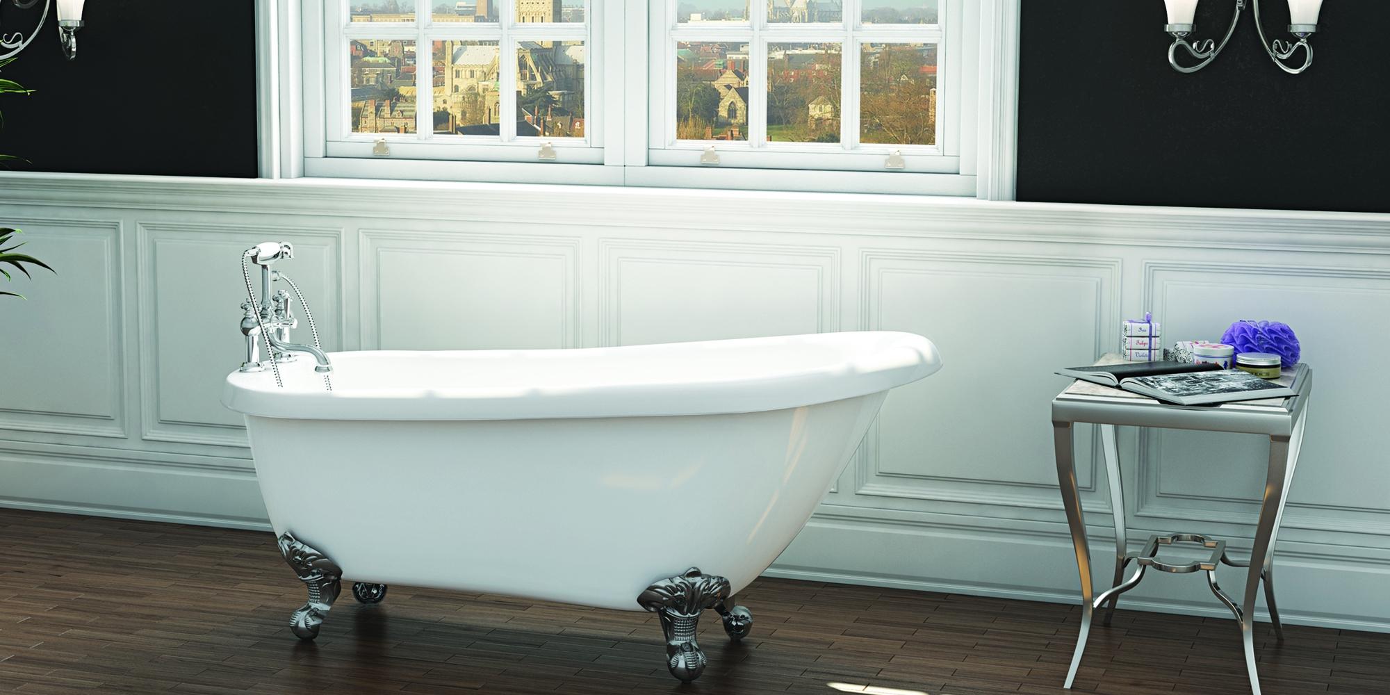 free standing baths, traditional bath, deep baths, baths chester, baths shrewsbury