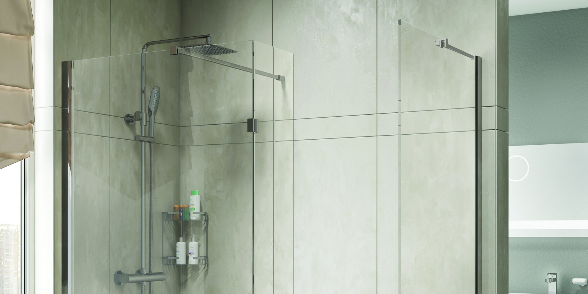 shower enclosures, wetrooms, shower cubicles, chester showers, shrewsbury showers