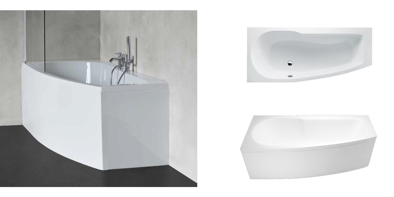 cleargreen, acrylic bath, acrylic bath uk