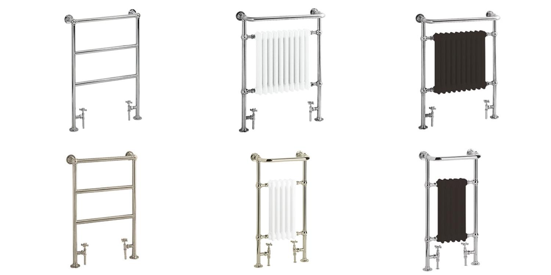 heritage radiators, heritage bathrooms radiators