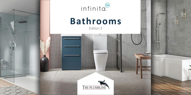 infinita bathrooms, infinita catalogue