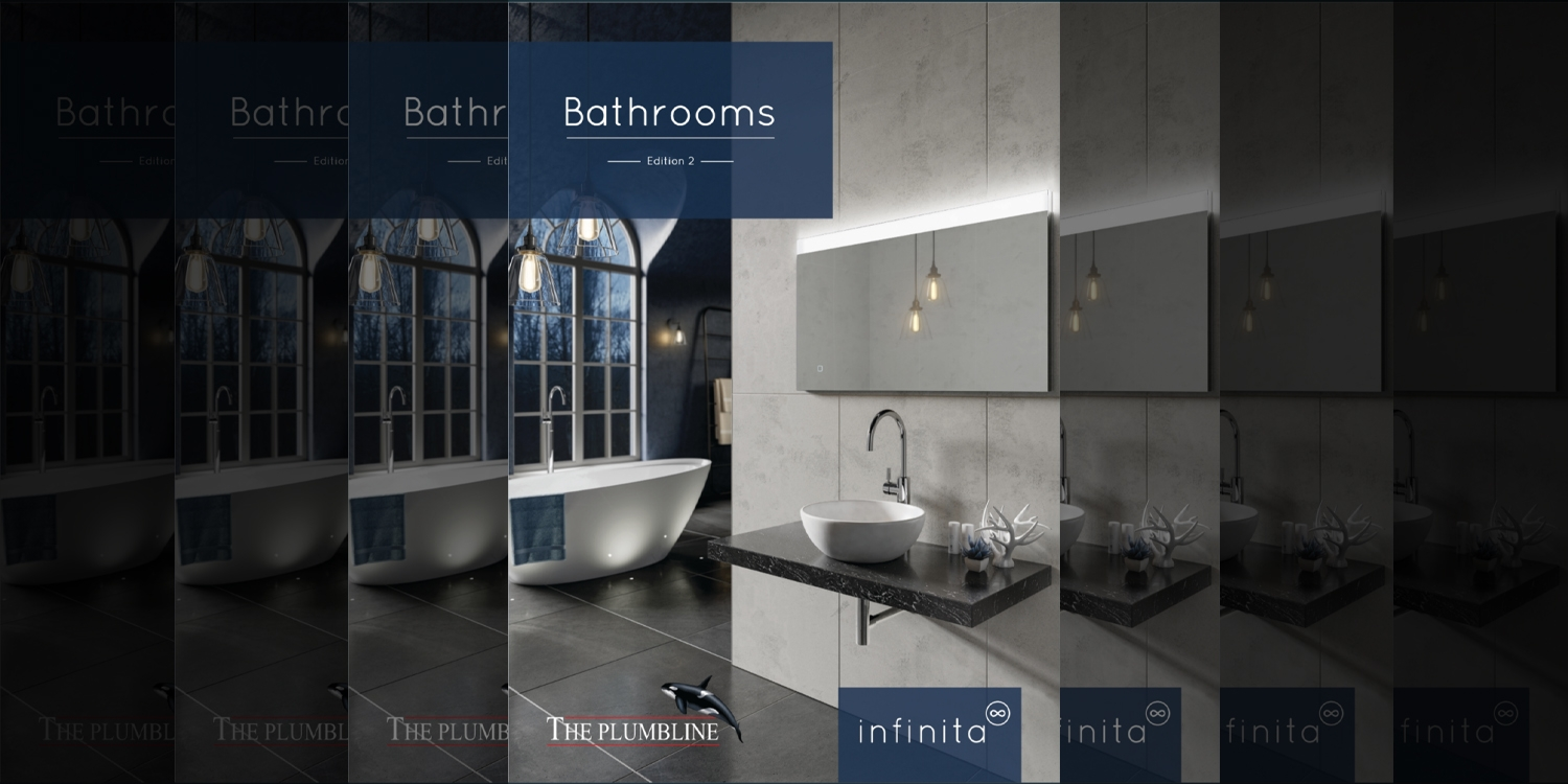 infinita catalogue plumbline