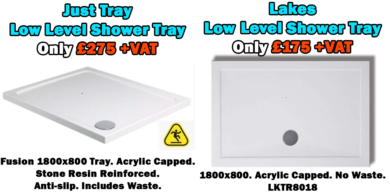 shower tray deal