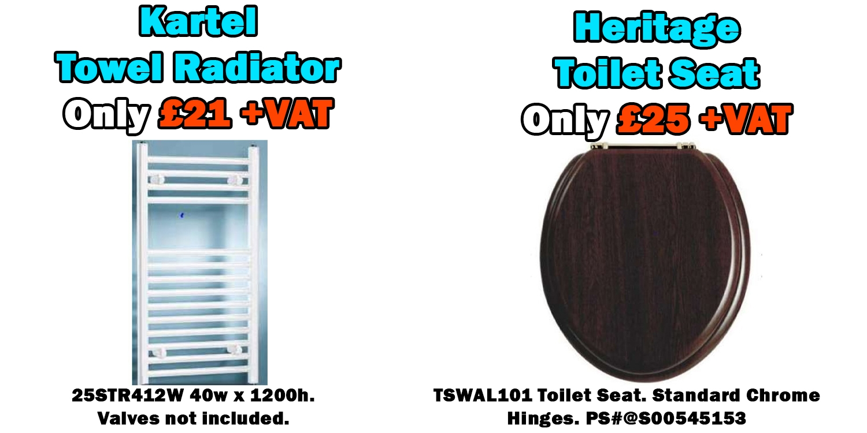 bathroom radiator sale, toilet seat sale