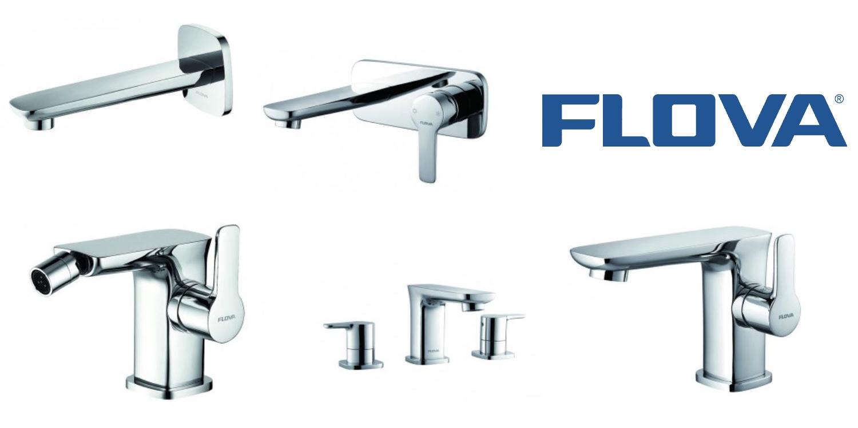 flova urban brassware, urban brassware, modern taps