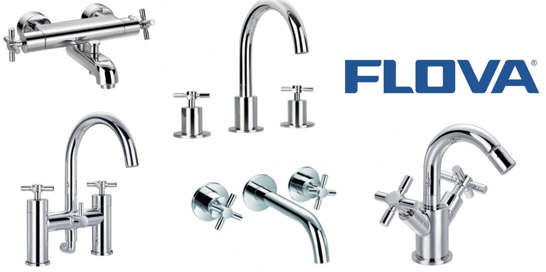 xl brassware, flova xl, modern taps