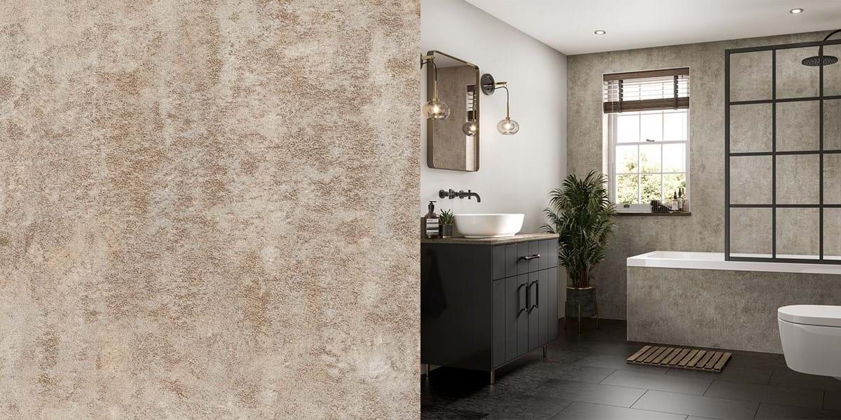 stone elements, multipanel, linda barker