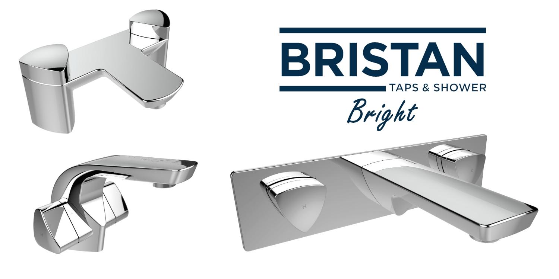 bristan bright, modern taps, contemporary brassware, brassware shrewsbury, brassware chester