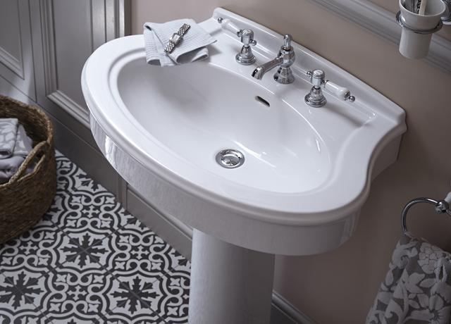 Traditional Sanitaryware Basin