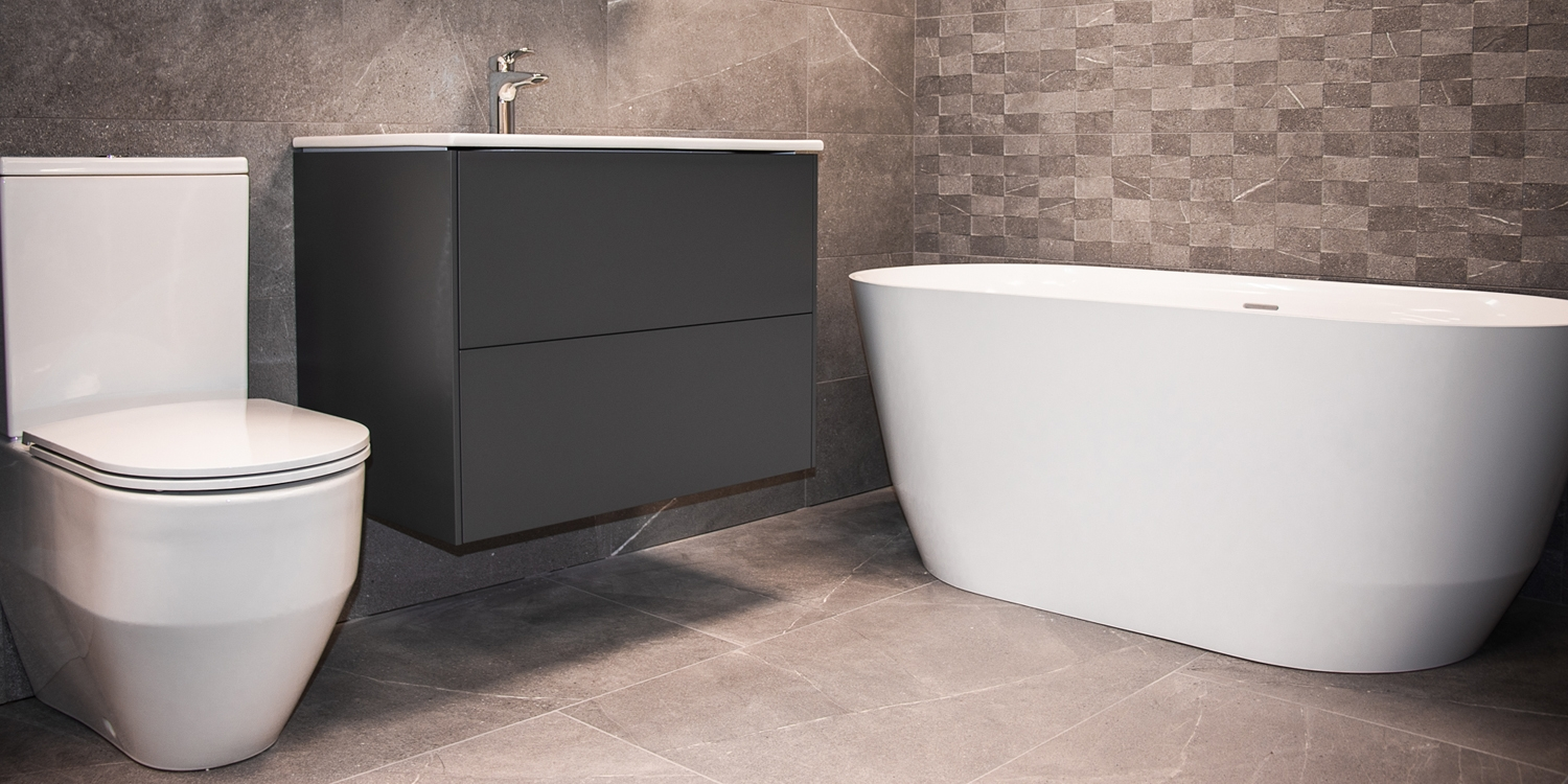 bathroom suite showroom, bathroom display, bathrooms shrewsbury