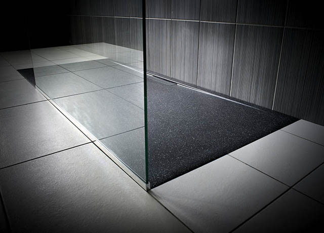 shower trays wetrooms
